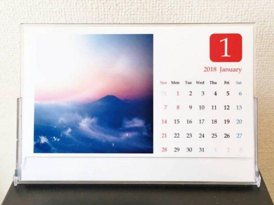 【終了しました】2018年フォトカレンダー販売します