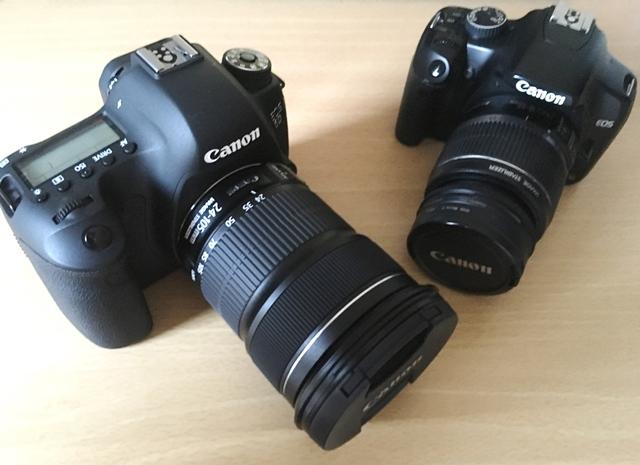 カメラという決意表明