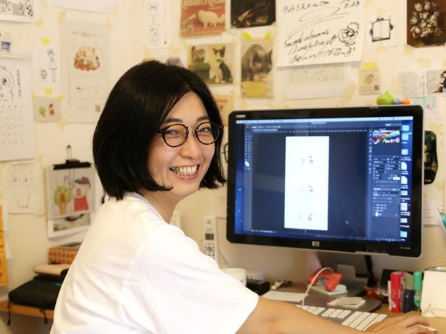 【生き方事典2】デザイナーが風を売る理由(デザイナー&絵本作家 鈴木洋子さん)